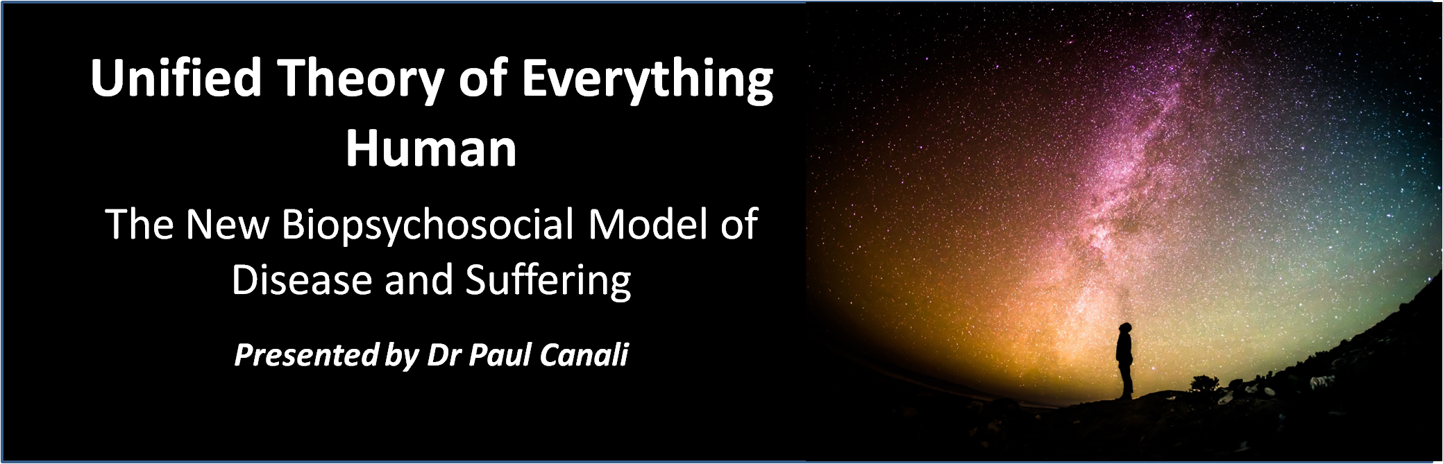 Unified Theory of Everything Human – Level 3