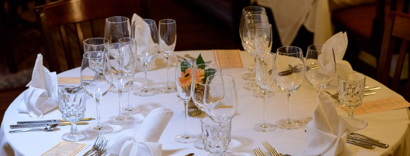 Professional Wait Staff 1 – Guidelines and Responsibilities